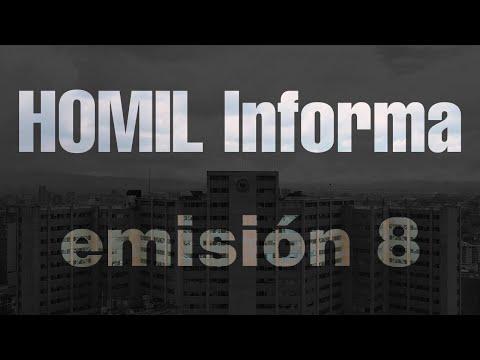 Noticiero HOMIL Informa - Emisión No. 08