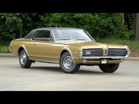 Video of '68 Cougar - NLAX