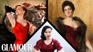 Fashion Expert Fact Checks Moulin Rouges Wardrobe   Glamour