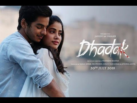 Download Dhadak | FULL MOVIE facts| Janhvi & Ishaan | Shashank Khaitan | Karan Johar HD Mp4 3GP Video and MP3