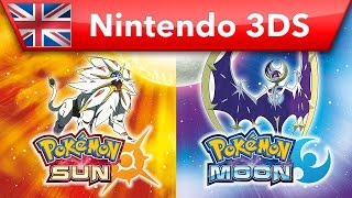 Gambar cover Pokémon Sun & Pokémon Moon - Launch Trailer (Nintendo 3DS)