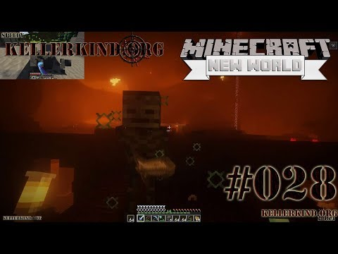 Angriff der Todes-Wither ★ #28 ★ We Play Minecraft SMP: A New World [HD|60FPS]