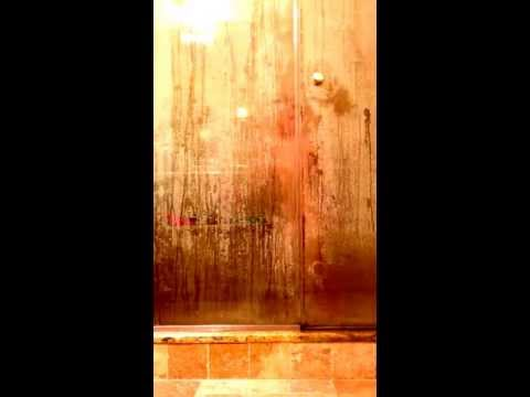 5 year old dance star in the shower