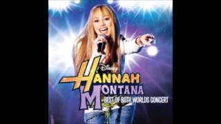 hannah montana the best of both worlds audio