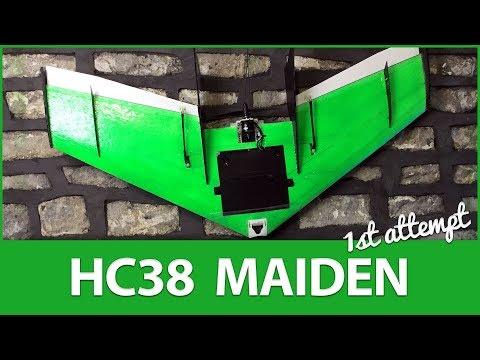 ritewing-hardcore-38-fpv-flying-wing-1st-maiden-attempt