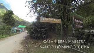 preview picture of video 'Casa Sierra Maestra - Santo Domingo - Cuba'