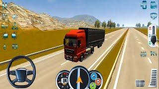 Euro Truck Driver 2018 - Android IOS Gameplay #truckgames