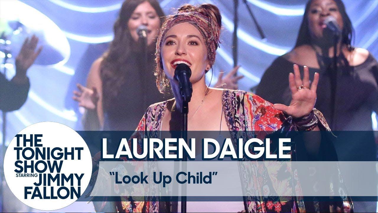 Lauren Daigle: Look Up Child thumbnail