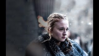 Sansa: The Red Wolf Of Winterfell