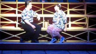 Mooning London West End Grease 2010