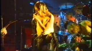 Angel Dust iLL come back featuring S L Coe 1988 Live in Katwijk NL
