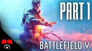 VYPADALA TAKHLE DRUHÁ SVĚTOVÁ? | Battlefield V Singleplayer #1