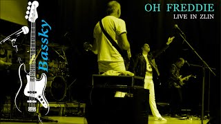 Video Oh Freddie - Live in Congress center ZLIN
