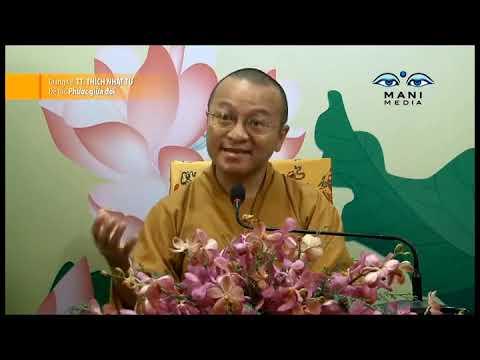 Phước giữa đời (08/12/2012) Thích Nhật Từ