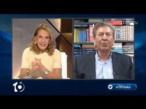 Ο Αντώνης Καρακούσης ΣΤΟ «10» | 04/12/2019 | ΕΡΤ