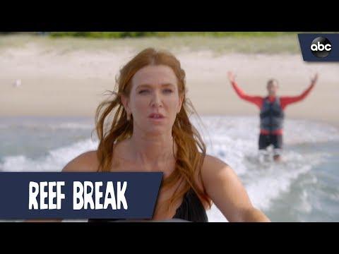 The Jet Skier - Reef Break