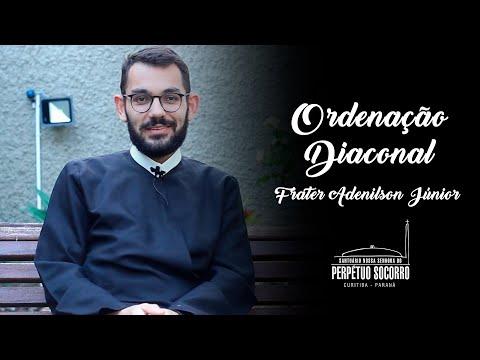 Ordenação Diaconal - Frater Adenilson