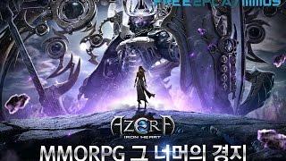 AZERA : Iron Heart (아제라:아이언하트) Gameplay Android / iOS