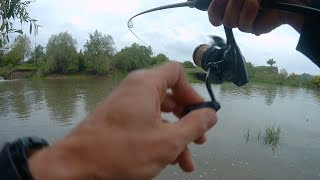 Рыбалка на водохранилище краснодара с берега