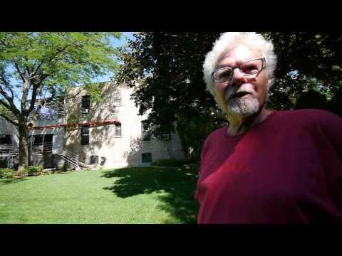 Tour a Bridgeport retreat on three tree-shaded lots