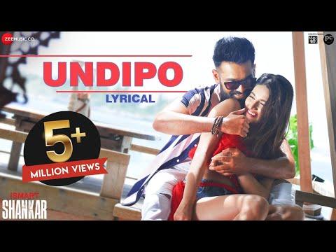 Actor Ram New Movie Ismart Shankar Undipo Song Lyrical Video