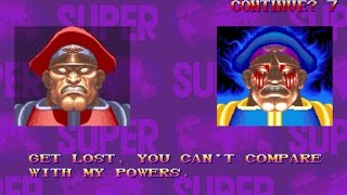Street Fighter 2 Win Quote Compilation   Arcade Version