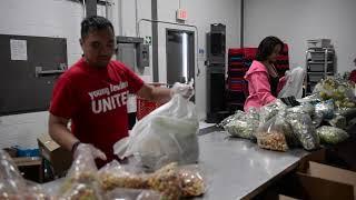 Food bank adapting to coronavirus