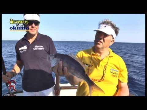 La pesca in Balkhash nellinverno di video