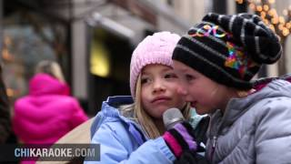 CHI-KARAOKE: Cute Kids/For The First Time In Forever