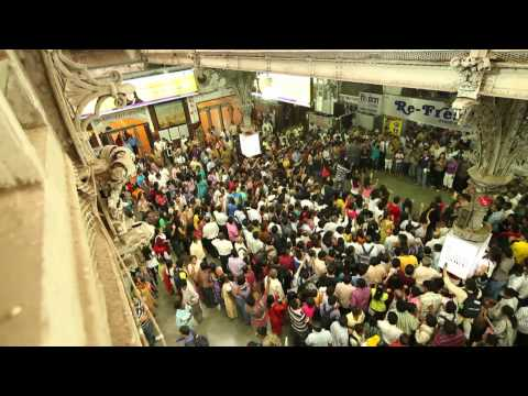 Flash Mob Mumbai – CST Official Video