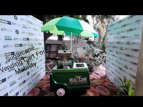 Sugarcane Juice Cart