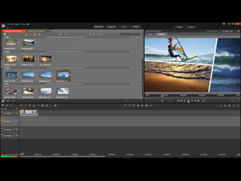 Pinnacle Studio Tutorial – Split Screen Video