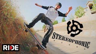 Stereophonic Sound Volume 26: Waldo Diaz, Jordan Hoffart & Matt Rodriguez