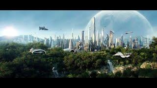The Future City-virtual Tour Animation