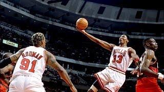 Bulls vs. Hawks 1997 Playoffs Game 1