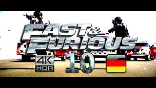 Picture of a movie: Fast & Furious 10