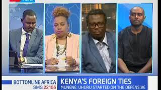Bottomline Africa: Kenya's foreign ties