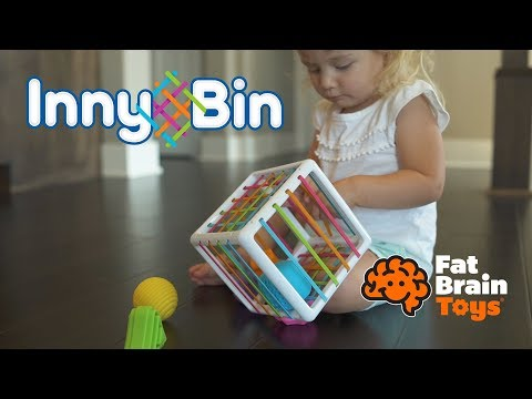 Youtube Video for InnyBin - 6 chunky & colorful blocks