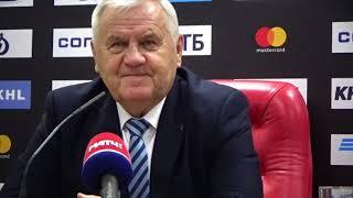 Владимир Крикунов: Скоро игроки лягут и на хоккей вообще никто ходить не будет!