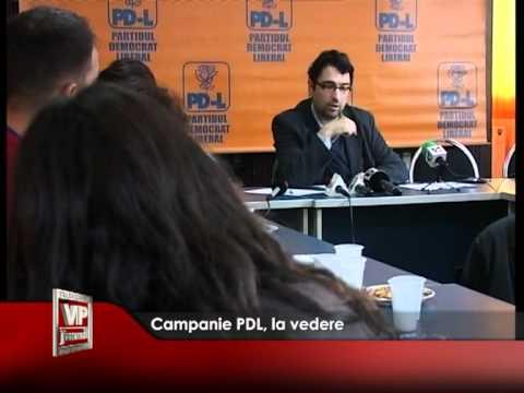 Campanie PDL, la vedere