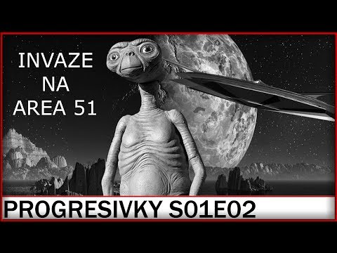 Thor bude žena a Invaze na Area 51 - Progresivní zprávy | S01E02 | 24.7.2019