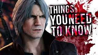 Devil May Cry 5: 10 Things You Need To Know