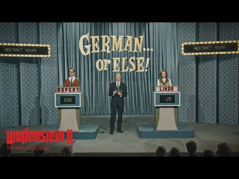 Wolfenstein II: The New Colossus – German or Else! thumbnail