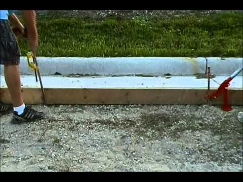 Steel Stake Puller Videos Concrete Form Stake Pulling