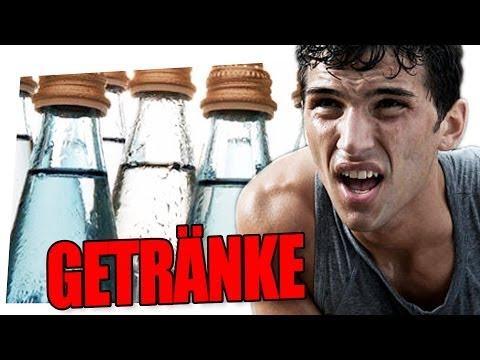 Das musst du über Getränke beim Sport wissen!!!