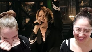 GLAY 誘惑(Miracle Music Hunt Forever 531Ver.) Reaction Video