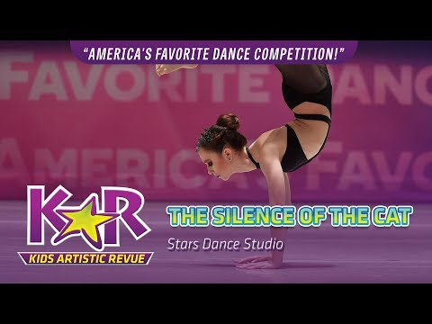 """The Silence Of The Cat"" from Stars Dance Studio"