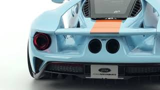 GT Spirit Ford GT Heritage Edition