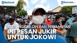 Juru Parkir di Lombok Kaget saat Terjaring Operasi Premanisme, Beri Pesan untuk Presiden Jokowi