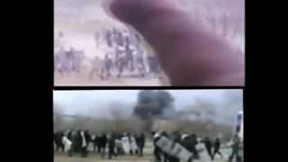 Хроника расстрела. Жанаозен . 16.12.2011г. (дополнено 3)
